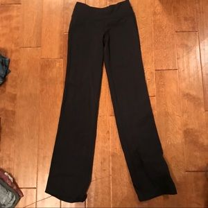 Lululemon bootcut leggings